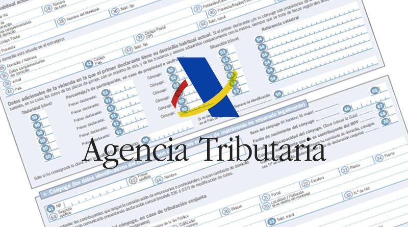 Agencia Tributaria Declaracion Renta